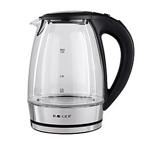 preiswerte Elektrische Wasserkocher-LITBest Wasserkocher 7818 Edelstahl Silber