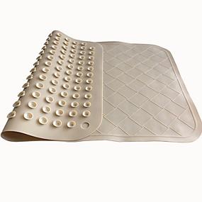 levne Podložky a koberečky-Moderní Koupelnové podložky Silica gel S proužky Koupelnové Cool