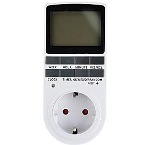 billige Elektrisk støpsel-Sokkel Timing Funksjon 1pc PC Plugg-inn Auto