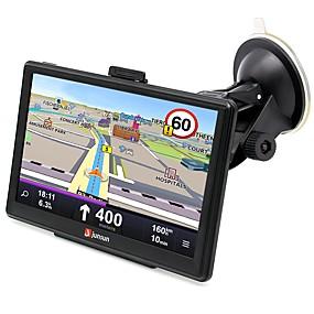preiswerte GPS Routenkontrollgeräte-junsun d100-pt 7 zoll auto 3d gps bluetooth navigation av-in schnittstelle unterstützung windows ce 6.0 karten mit kostenlosen updates