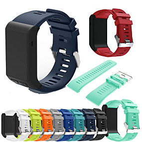 cheap Smartwatch Bands-Watch Band for Vivoactive HR Garmin Sport Band / DIY Tools Silicone Wrist Strap