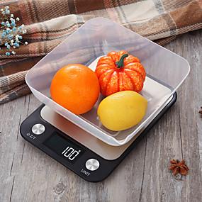 billige Elektrisk utstyr og verktøy-5g-10kg multi-modus lcd-digital skjerm auto av elektronisk kjøkken skala hjem liv kjøkken daglig