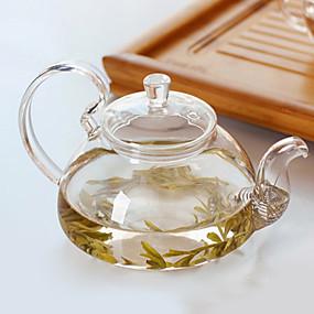 voordelige Koffie en Thee-glas Hittebestendige Creative Kitchen Gadget epäsäännöllinen 1pc waterkoker