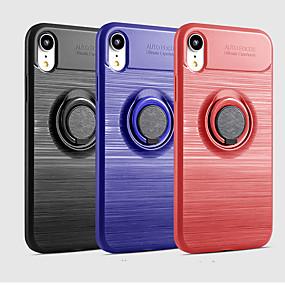 preiswerte Telefone & Zubehör-Hülle Für Xiaomi Xiaomi Redmi Note 5 Pro / Xiaomi Redmi Note 6 / Xiaomi Redmi 6 Pro mit Halterung / Ring - Haltevorrichtung Rückseite Solide Hart PC