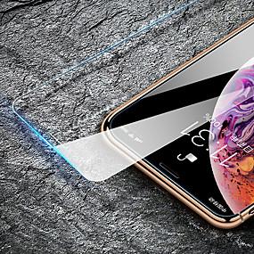 preiswerte Telefone & Zubehör-AppleScreen ProtectoriPhone XS High Definition (HD) Vorderer Bildschirmschutz 1 Stück Hartglas