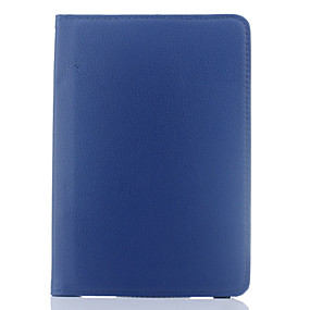 preiswerte Markensalon-Hülle Für Samsung Galaxy Tab S4 10.5 (2018) / Tab S3 9.7 / Tab S2 9.7 360° Drehbar / Stoßresistent / mit Halterung Ganzkörper-Gehäuse Solide Hart PU-Leder