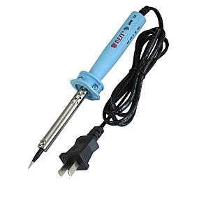 billige Elektrisk utstyr og verktøy-bst-802 gratis frakt 60w 220v elektrisk sveisesolder loddejern oss og eu standardplugg