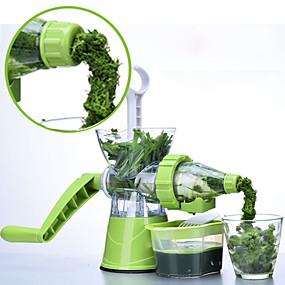 billige Husholdningsapparater-multifunksjonell bærbar diy manuell juicer fersk apple appelsinjuice liten ismaskin helse kjøkken verktøy