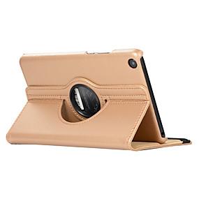 preiswerte Markensalon-Hülle Für Xiaomi Xiaomi Tab 4 360° Drehbar / Stoßresistent / mit Halterung Ganzkörper-Gehäuse Solide Hart PU-Leder