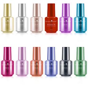 preiswerte Make-up und Schönheitsprodukte-Nagellack UV Gel 1 pcs Stilvoll / Luxus Langlebige Aufsaugeigenschaften Freizeitskleidung / Festival Stilvoll / Luxus Modisches Design