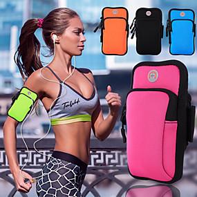 povoljno Maske za mobitele-neoprenska ruka paket otvoreni ronjenje sportski fitness mobitel vrećicu vodootporan unisex 6 inča ili manje