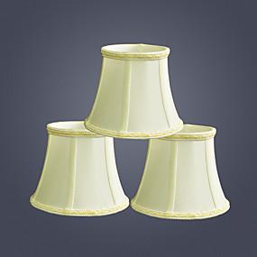 billige LED-gadgets-lampeskjerm Øyebeskyttelse / Ambient Lamper Enkel / Moderne Moderne Til Leserom / Kontor / Kontor Stof Gul / Blå