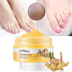 preiswerte Makeup Zubehör-Concealer & Basis Glänzend / Schlussverkauf Bilden 1 pcs 100% natürliche Inhaltsstoffe Creme Füße Alltag Make-up Peeling Kosmetikum Pflegezubehör