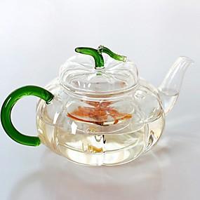 voordelige Koffie en Thee-Glas Hittebestendige Thee epäsäännöllinen 3 stuks waterkoker