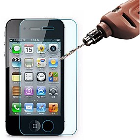 cheap iPhone Screen Protectors-10Pcs HD Tempered Glass Screen Protector Film For iPhone 4/4S/5/5S/5C/SE/6/6S/6 Plus/6S Plus/7/7 Plus/8/8 Plus/X/XS/XR/XS Max