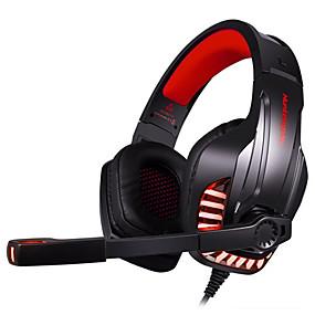 levne Hraní her-LITBest HUNTER SPIDER V6 Herní sluchátka Kabel Hraní her Herní Hudba Stereo