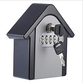 preiswerte Zahlenschlösser-G6 Zinklegierung Passwort Sperre Smart Home Sicherheit System Gegensprechanlage / Passwort freischalten / Niedrige Batterie Erinnerung Zuhause / Büro Sicherheitstür (Entsperrmodus Passwort