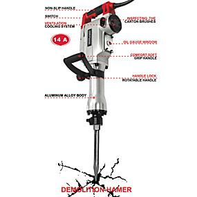 cheap Tools-Toolman Cordless Impact Wrench kit 21V with Drill Set 8 pcs Heavy Duty 190LB tq