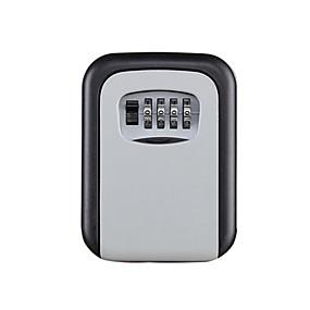 preiswerte Zahlenschlösser-Metalldekoration Schlüsselkasten Passwortsperre Wand Millionen Passwort Aufbewahrungsbox Passwort entsperren