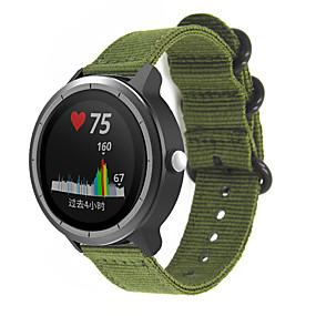 cheap Smartwatch Bands-Watch Band for Vivomove / Vivomove HR / Vivoactive 3 Garmin Sport Band Fabric / Nylon Wrist Strap