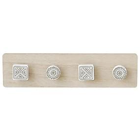 Wall Shelves & Ledges-Novelty Wall Decor Wooden European Wall Art, Wall Shelves & Ledges Decoration
