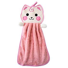 preiswerte Handtuch-Gehobene Qualität Handtuch, Cartoon Design Gemischte Polyester / Baumwolle 1 pcs