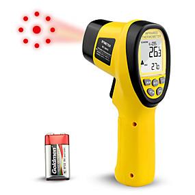 levne Super Sleva-infračervené teploměr zbraň - btmetr bt-985c bezkontaktní 161 ir laserové pistole digitální okamžité čtení -50800 (-581472) pro potraviny vaření kuchyně grilování