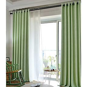 preiswerte Vorhänge und Gardinen-Verdunkelung Ein Panel Vorhang Wohnzimmer   Curtains