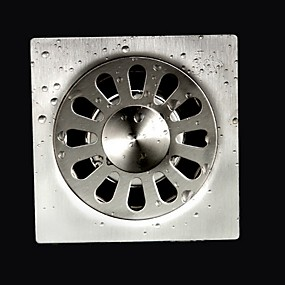 preiswerte Bodenabfluss-Abfluss Neues Design / Cool Moderne Edelstahl 1pc bodenmontiert