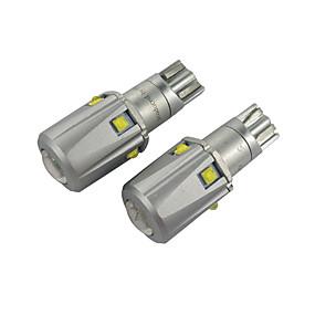 preiswerte Seitenmarkierungsleuchten-2 stücke porsche / bmw / audi led lampe t10 auto led marker licht w5w konstante schaltungsbreite spannung can-bus t10 led birne