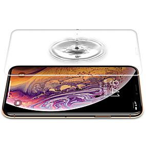 preiswerte Telefone & Zubehör-AppleScreen ProtectoriPhone XS High Definition (HD) Bildschirmschutz für das ganze Gerät 1 Stück TPU-Hydrogel