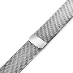 preiswerte Smartwatch-Bands-Uhrenarmband für Apple Watch Series 4/3/2/1 Apple Mailänder Schleife Edelstahl Handschlaufe