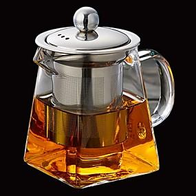 voordelige Koffie en Thee-glas Nieuw Design Thee epäsäännöllinen 2pcs waterkoker