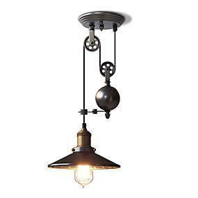 povoljno Viseća rasvjeta-JSGYlights Privjesak Svjetla Downlight Slikano završi Metal Prilagodljiv 110-120V / 220-240V