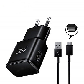 cheap Cables & Chargers-Fast Charger USB Charger EU Plug QC 2.0 1 USB Port 3.1 A DC 5V for Universal