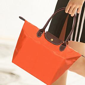 preiswerte Taschen-Damen Taschen Nylon Umhängetasche für Formal / Draussen / Büro & Karriere Fuchsia / Rot / Hellblau