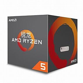 preiswerte CPU-AMD CPU Computer Prozessor R5 1400 AM 4 Cores 8 3.2GHz/3.4GHz
