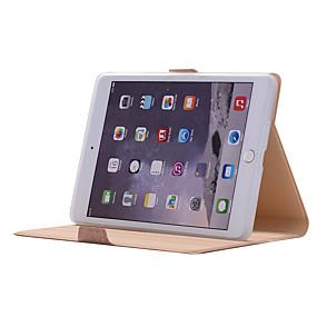 preiswerte Tablet Zubehör-Hülle Für Apple iPad Mini 5 / iPad Air / iPad Mini 3/2/1 Stoßresistent / mit Halterung / Automatisches Schlafen / Aufwachen Ganzkörper-Gehäuse Solide Hart PC / iPad Pro 10.5 / iPad (2017)