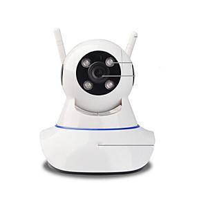 preiswerte Drahtloses CCTV System-Yoosee Technologie Wei Doppelantenne Netzwerküberwachung drahtlose Kamera Wifi Handy 720p Kopfschütteln Maschine hat einen Blick