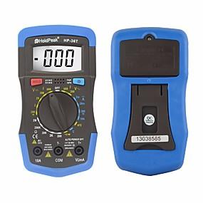 voordelige Super Korting-holdpeak hp-36t handmatig bereik digitale tester professionele multimeter dc wisselstroomweerstand temperatuur meetinstrument