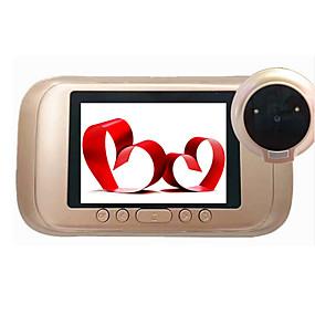 preiswerte Video Türsprechanlage-M35 Wifi / Kabellos Fotografiert 4.6-5.0 Zoll Handbrause One to One-Video-Türsprechanlage