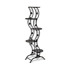 billige Møbler-Jern Europeisk Magazine Racks Stue