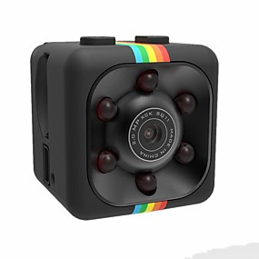 cheap CCTV Cameras-1080P Mini Camera SQ11 HD Camcorder Night Vision Sports DV Video Recorder Motion Detection Full HD 2.0MP Infrared Night Vision Sports DV Video Voice Recorder DV Camera