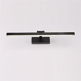 preiswerte Renovierung-50 cm 12 watt nordischen stil metall led spiegel lampe wohnzimmer kabinett lichter bad beleuchtung make-up beleuchtung