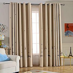 preiswerte Vorhänge und Gardinen-Mediterran Privatsphäre Ein Panel Vorhang Wohnzimmer   Curtains