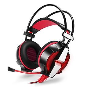levne Hraní her-LITBest GS700 Herní sluchátka Kabel Hraní her Herní Hudba Stereo