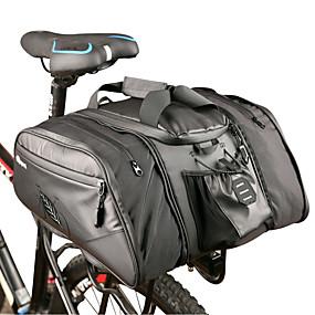 preiswerte Radtaschen-22 L Fahrrad Kofferraum Taschen Touchscreen Multifunktions Hohe Kapazität Fahrradtasche TPU Lycra Terylen Tasche für das Rad Fahrradtasche Rennrad Geländerad Draußen / Reflektierendes Logo
