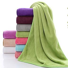 preiswerte Handtuch-Gehobene Qualität Handtuch, Solide Reine Baumwolle 1 pcs