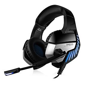 levne Hraní her-LITBest ONIKUMA K5 pro Herní sluchátka Kabel Hraní her Herní Hudba Stereo