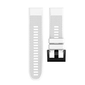 billige Telefoner og tilbehør-Klokkerem til Fenix 5 Garmin Sportsrem Silikon Håndleddsrem